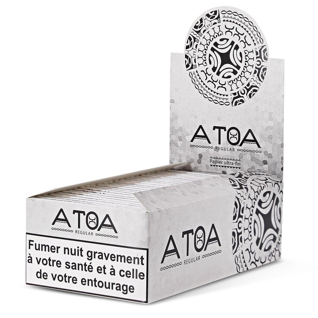 Photo #1 de Papier a rouler ATOA Regular x75