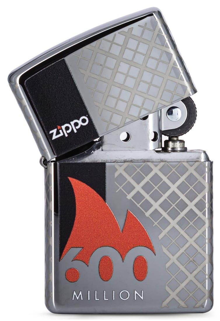 Photo #1 de Zippo 600 millions