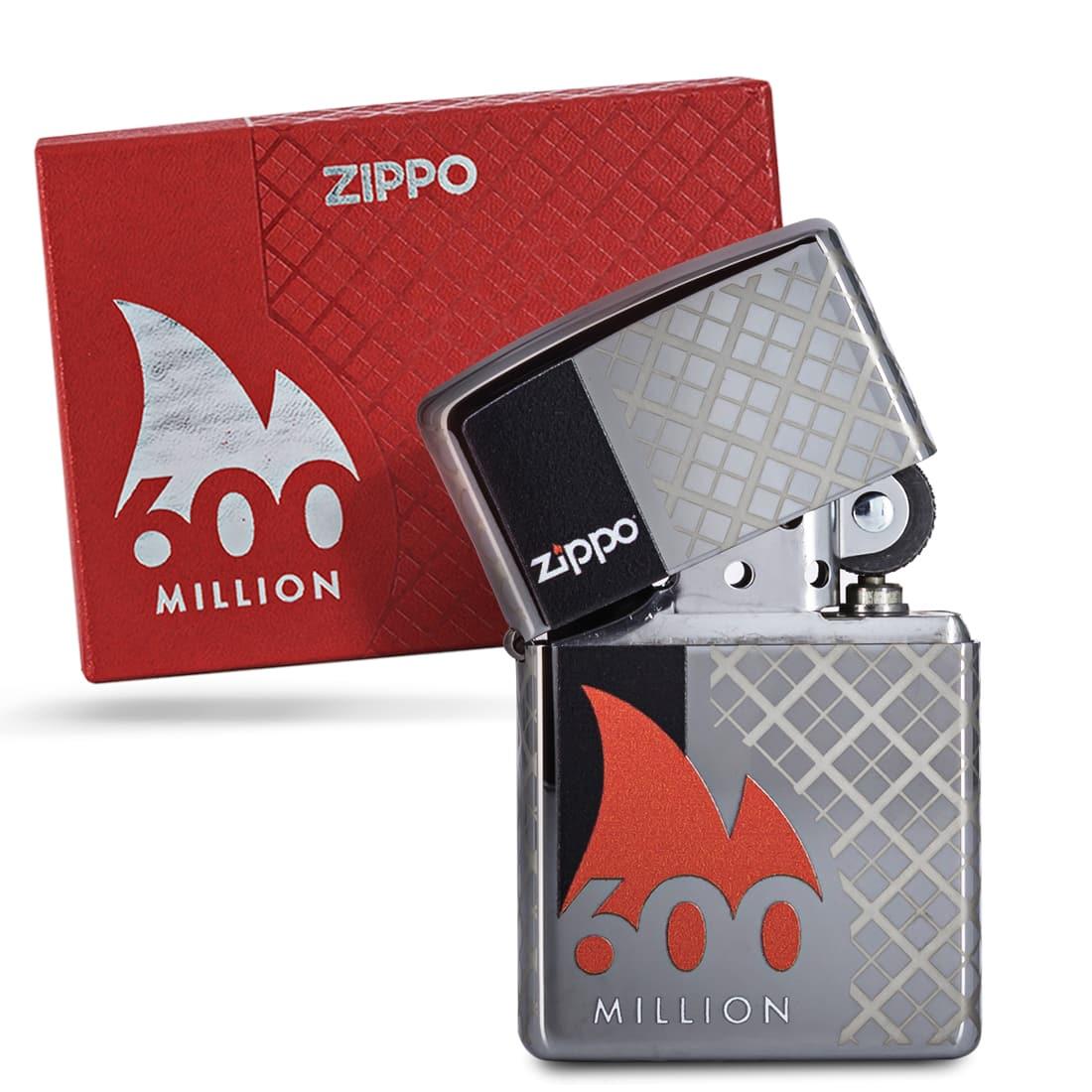 Photo #3 de Zippo 600 millions