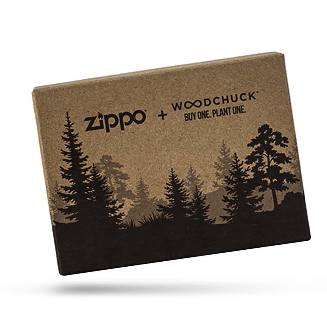 Photo #3 de Zippo Wood Chuck Foncé