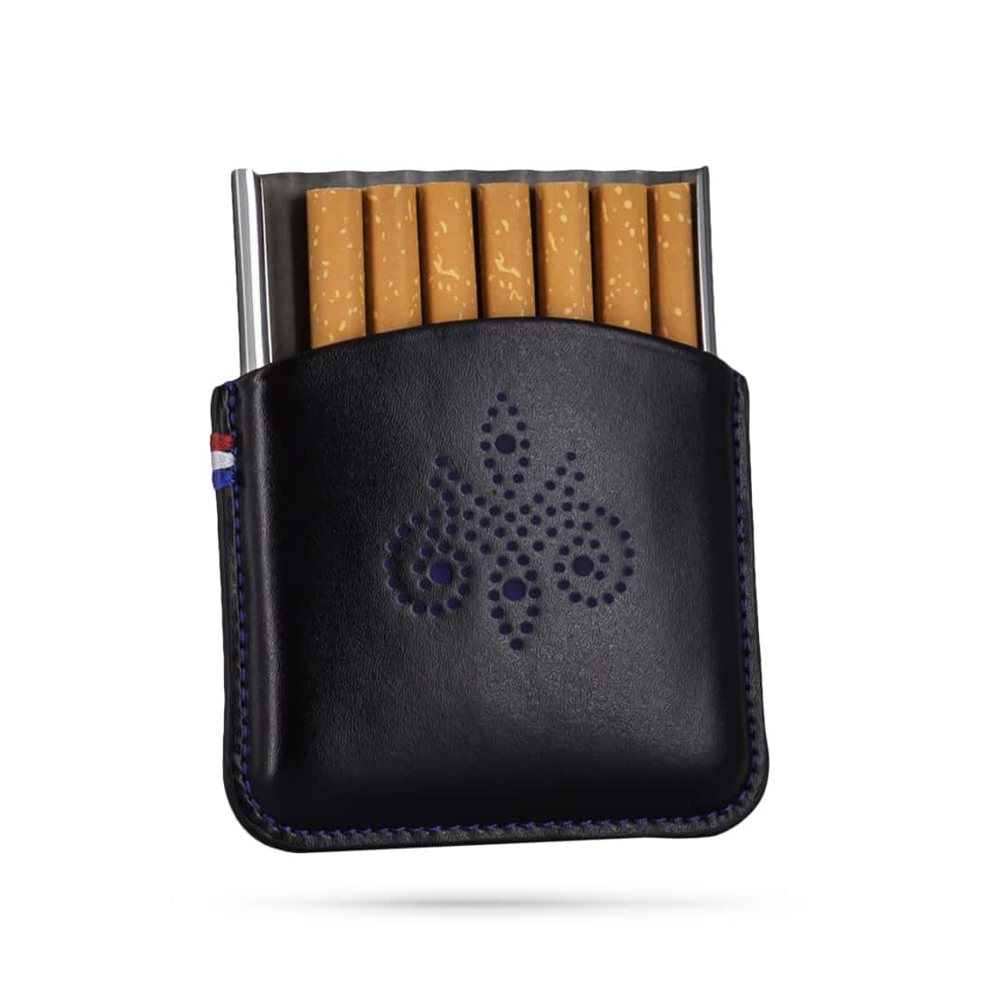 Photo #1 de Etui Cigarette S.T. Dupont Derby Noir