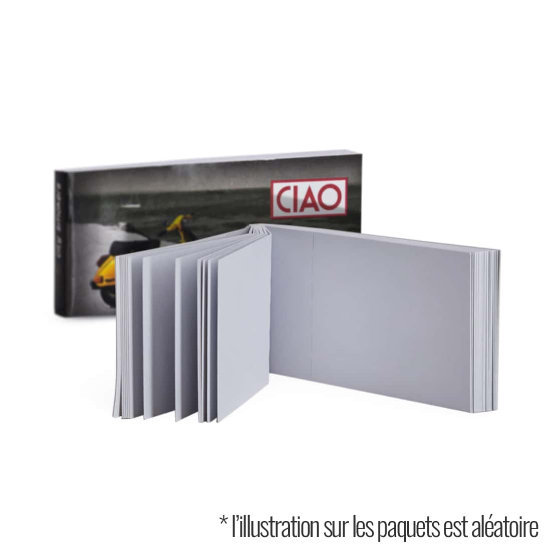 Photo #1 de Filtre carton Ciao x 1 large