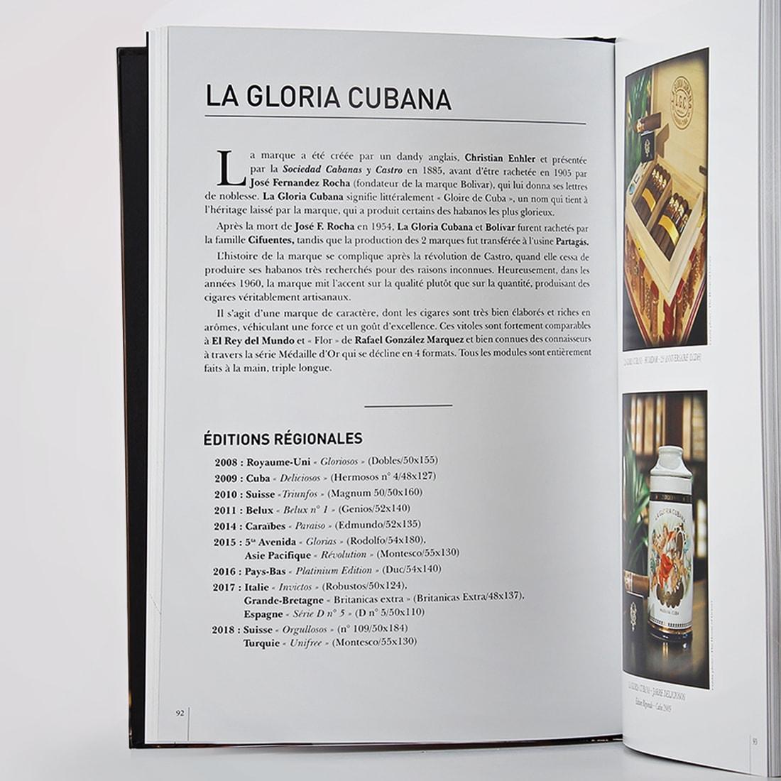 Photo #2 de Livre - Teddy Pecot Les Cigares Cubains Voyage aux 4 coins de l'He