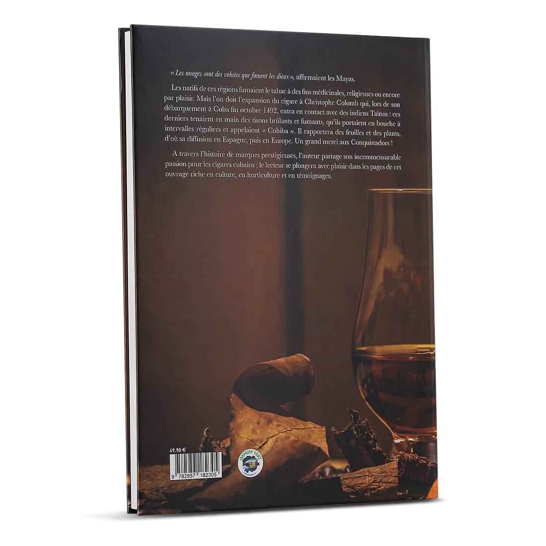 Photo #1 de Livre - Teddy Pecot Les Cigares Cubains Voyage aux 4 coins de l'He