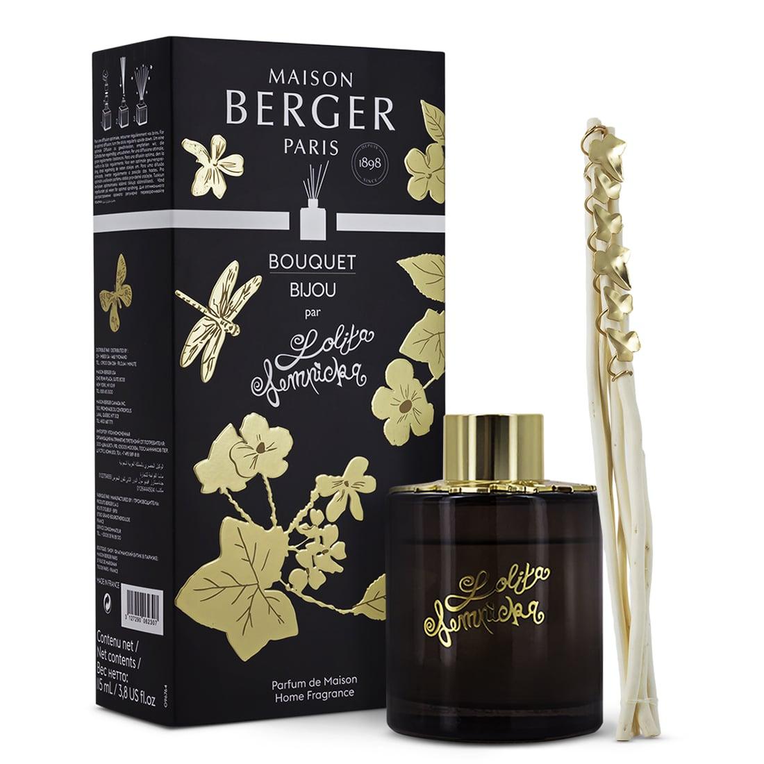 Photo #1 de Bouquet Parfumé Bijou Maison Berger Lolita Lempicka Noir