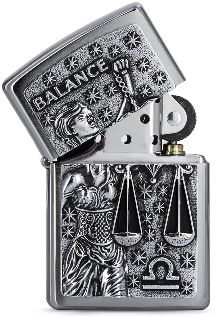 Photo #1 de Zippo Zodiaque Balance