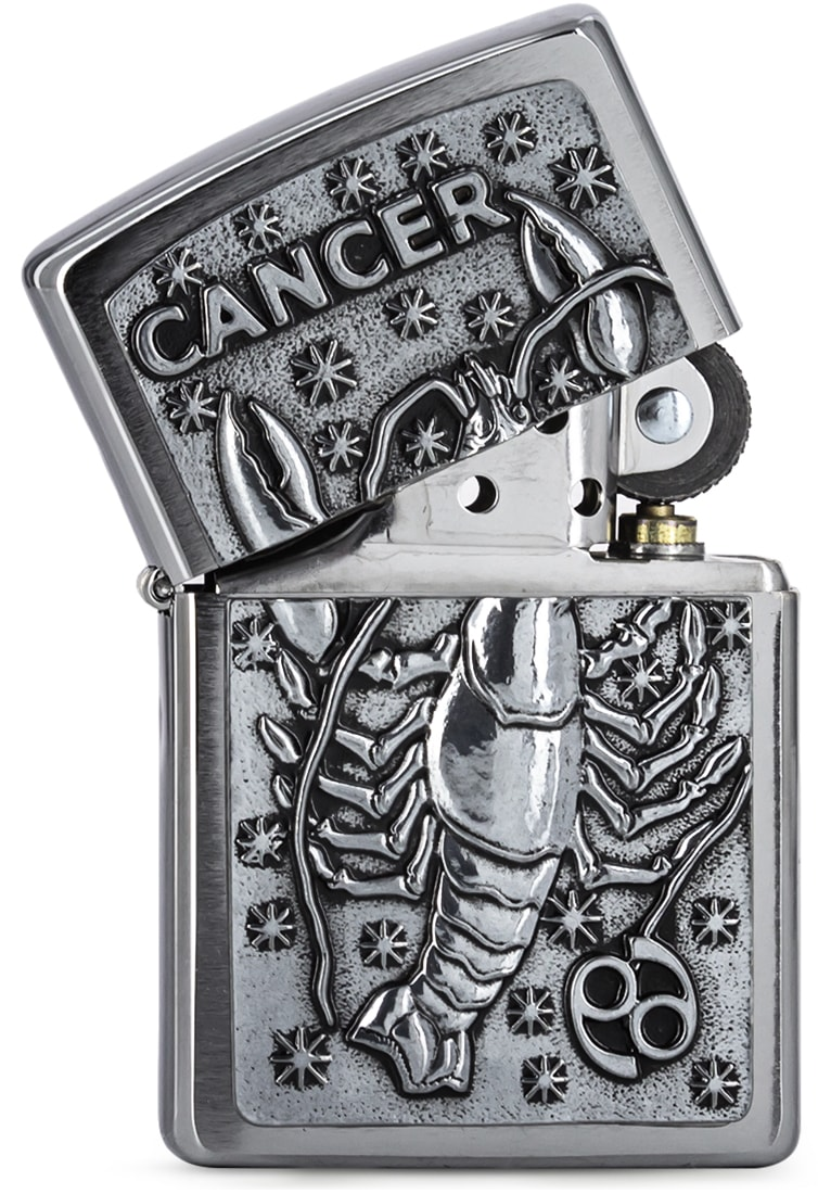 Photo #1 de Zippo Zodiaque Cancer