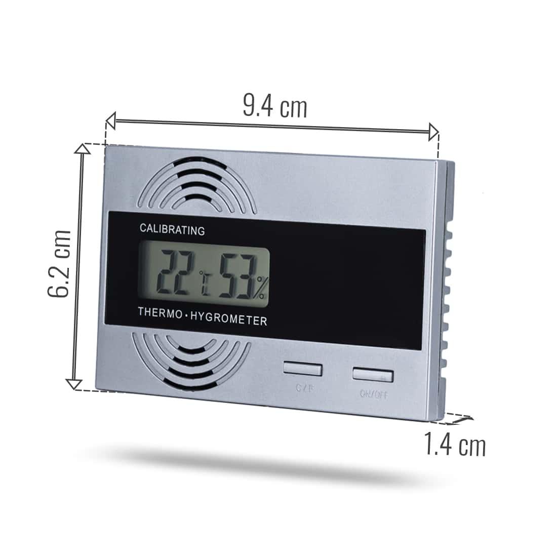 Photo #1 de Thermo-Hygromètre Électronique