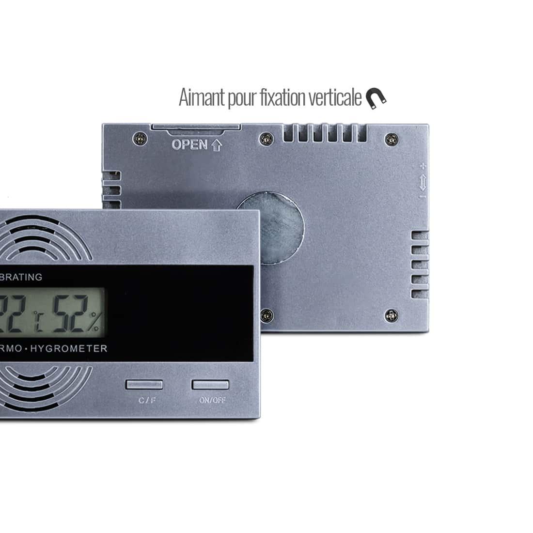 Photo #2 de Thermo-Hygromètre Électronique