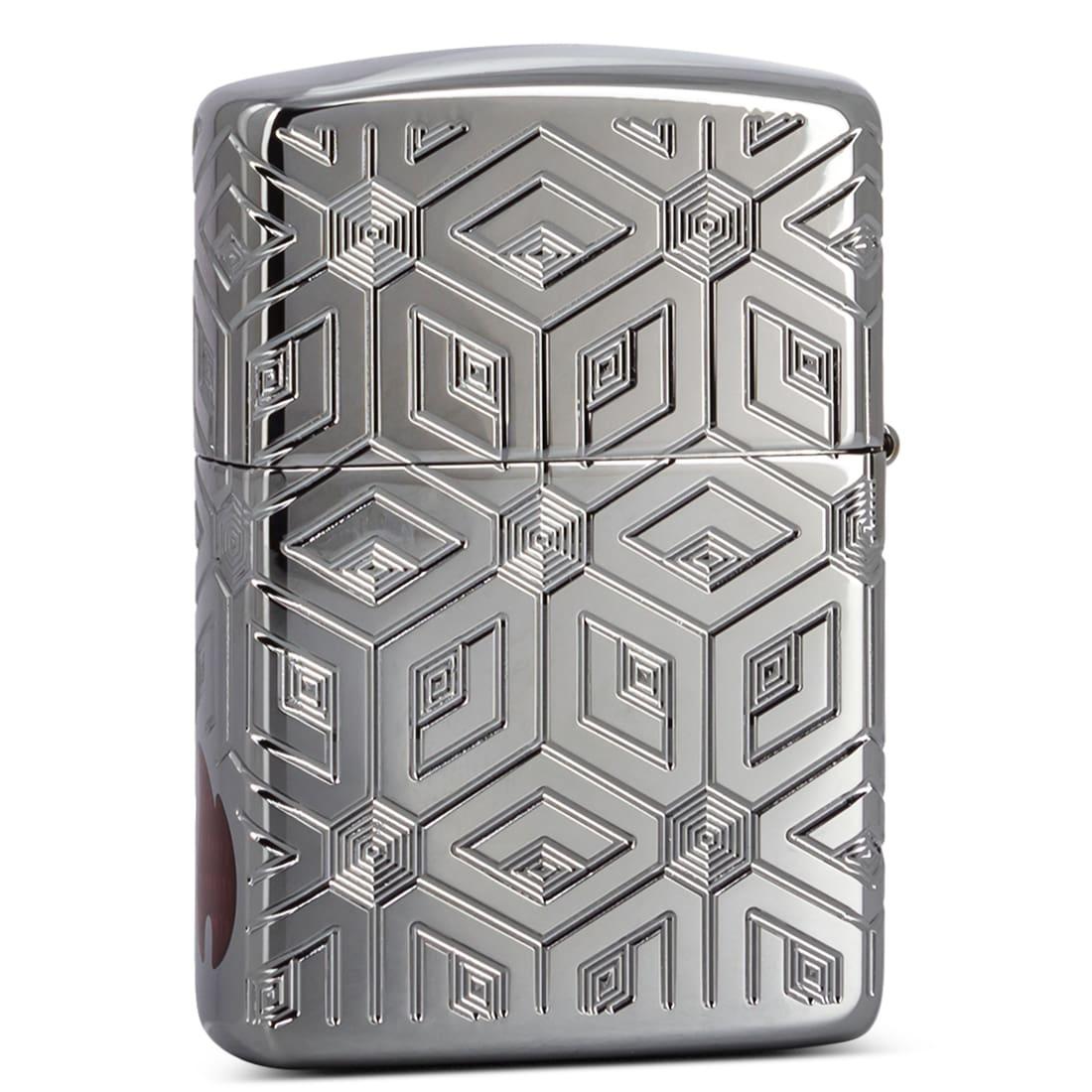 Photo #3 de Zippo Armor Boxes All Over Design