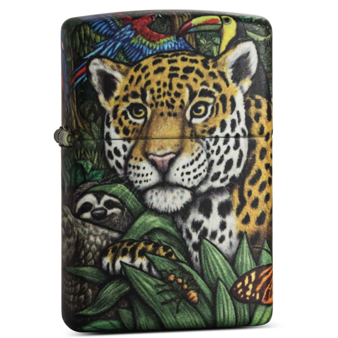 Photo #3 de Zippo Collector Mysteries of the Forest 2 Zippo