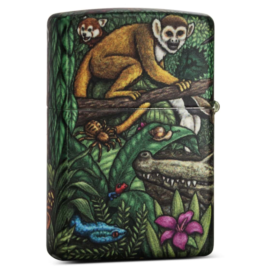 Photo #4 de Zippo Collector Mysteries of the Forest 2 Zippo