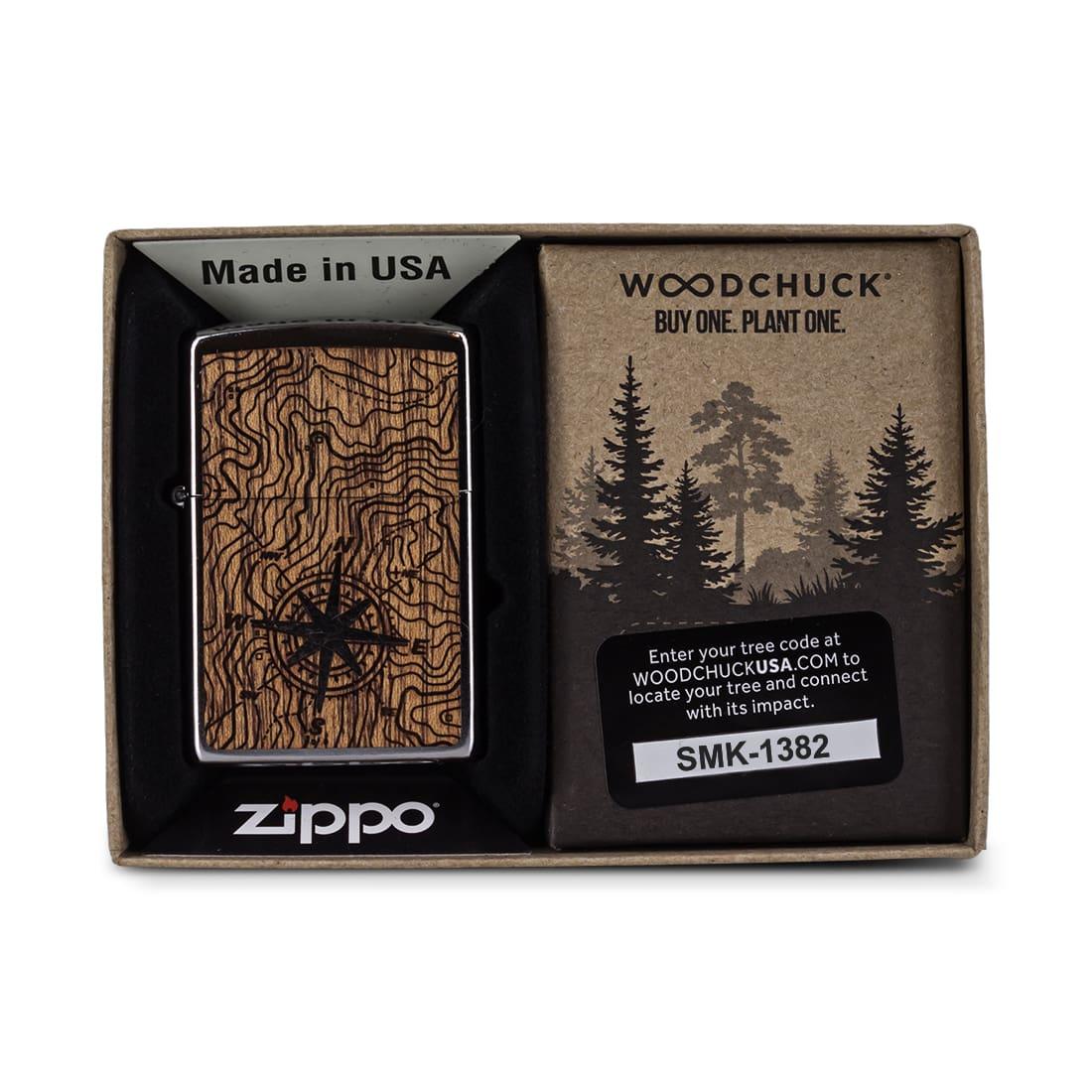 Photo #3 de Zippo Woodchuck Compass