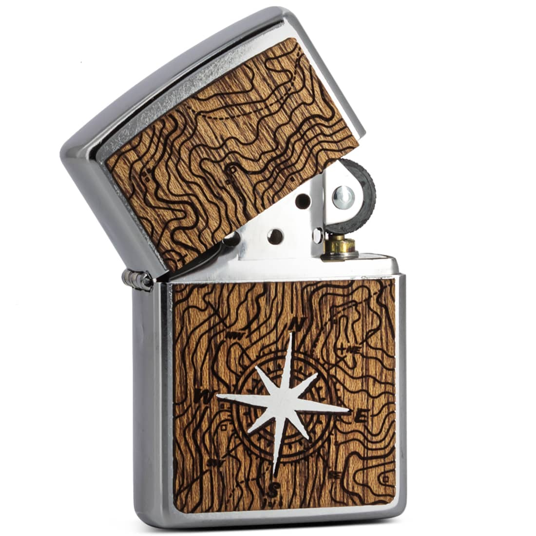 Photo #1 de Zippo Woodchuck Compass