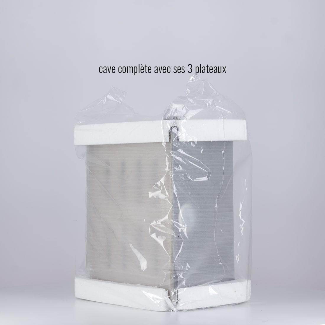 Photo #3 de La Bonne Affaire - Armoire a cigare Egoist Noire