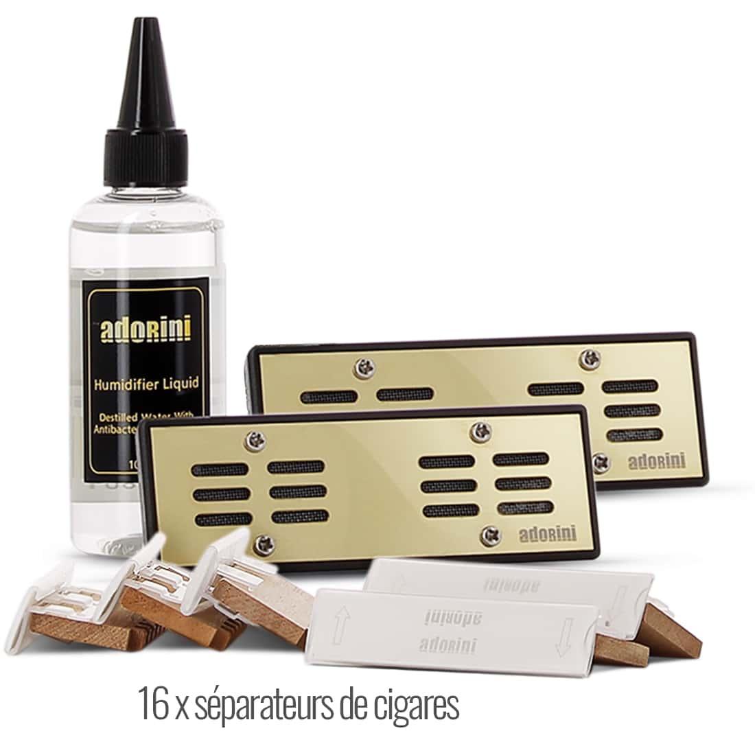 Photo #7 de Armoire à cigares Adorini Aficionado Deluxe