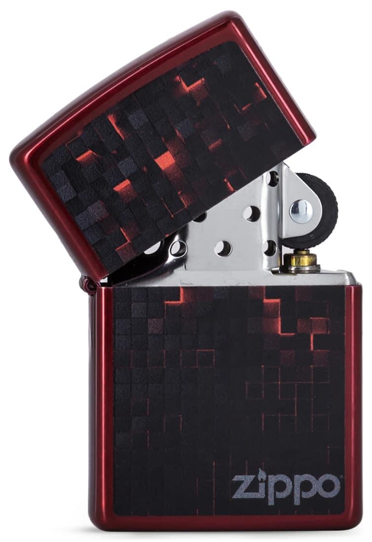 Photo #1 de Zippo Black Cube