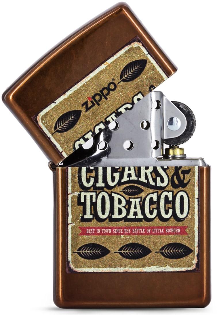 Photo #1 de Zippo Cigars Design