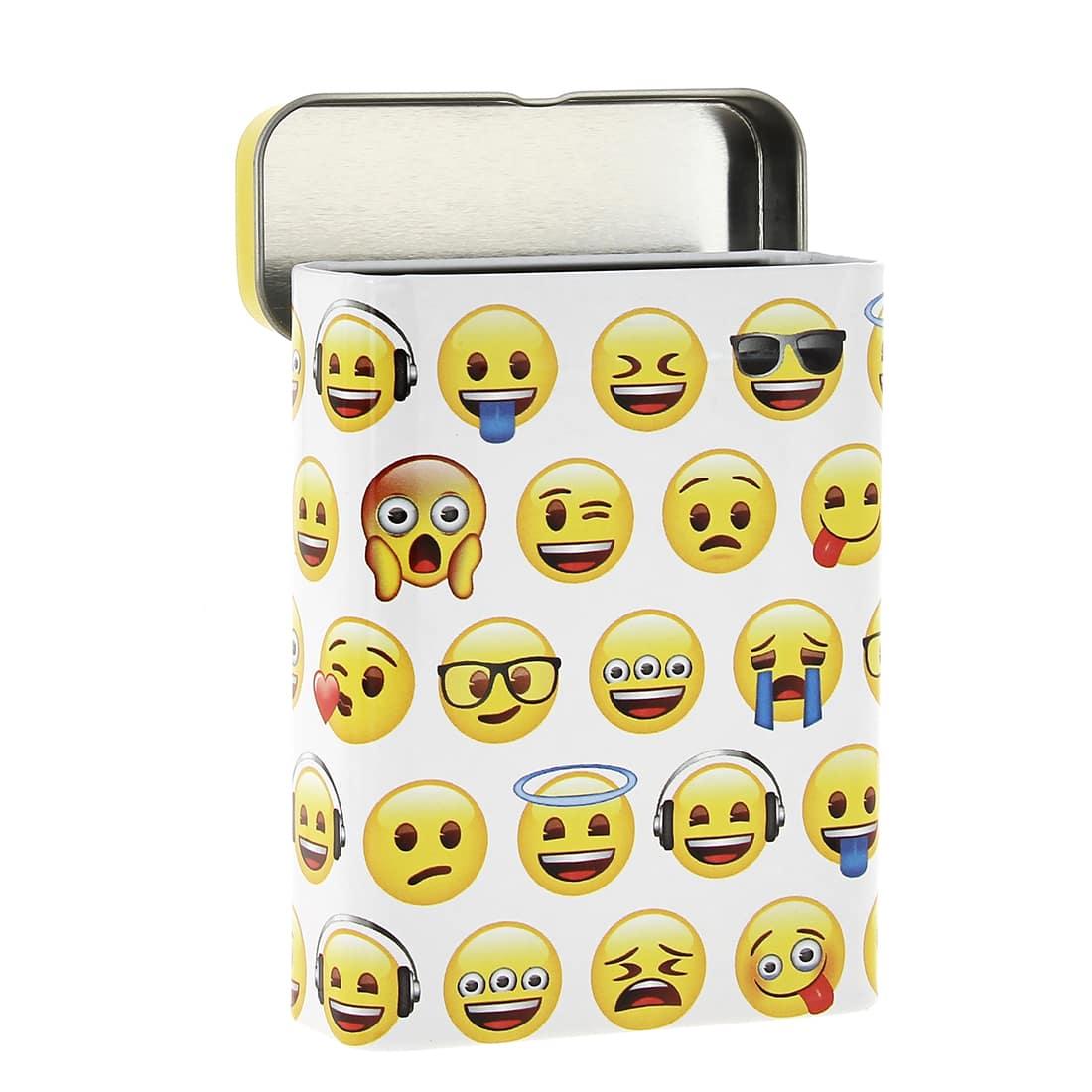 Photo #1 de Boite a cigarette Emoji