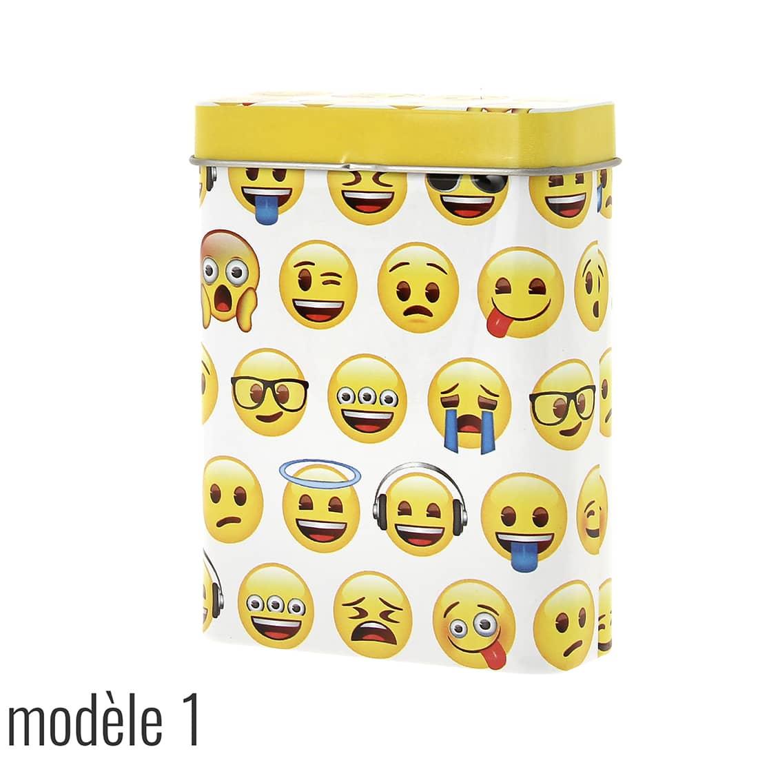 Photo #2 de Boite a cigarette Emoji