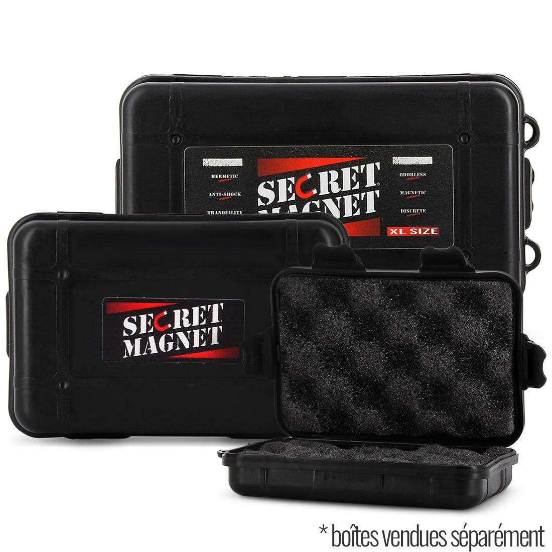 Photo #3 de Boite Cachette Secret Magnet S
