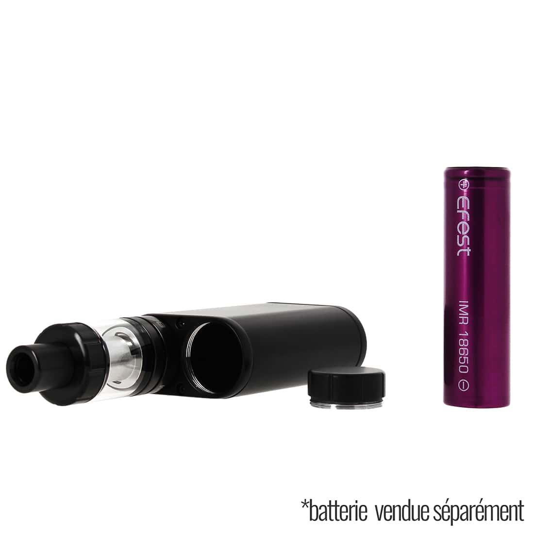 Photo #1 de Box cigarette electronique iStick Pico noire 75 W
