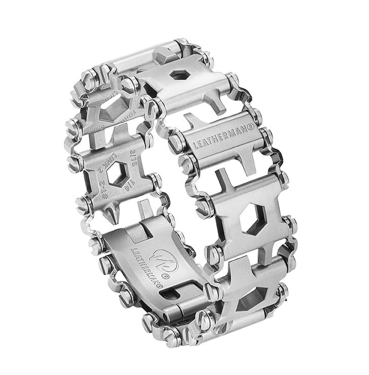 Photo #1 de Bracelet Leatherman Tread Acier 29 outils