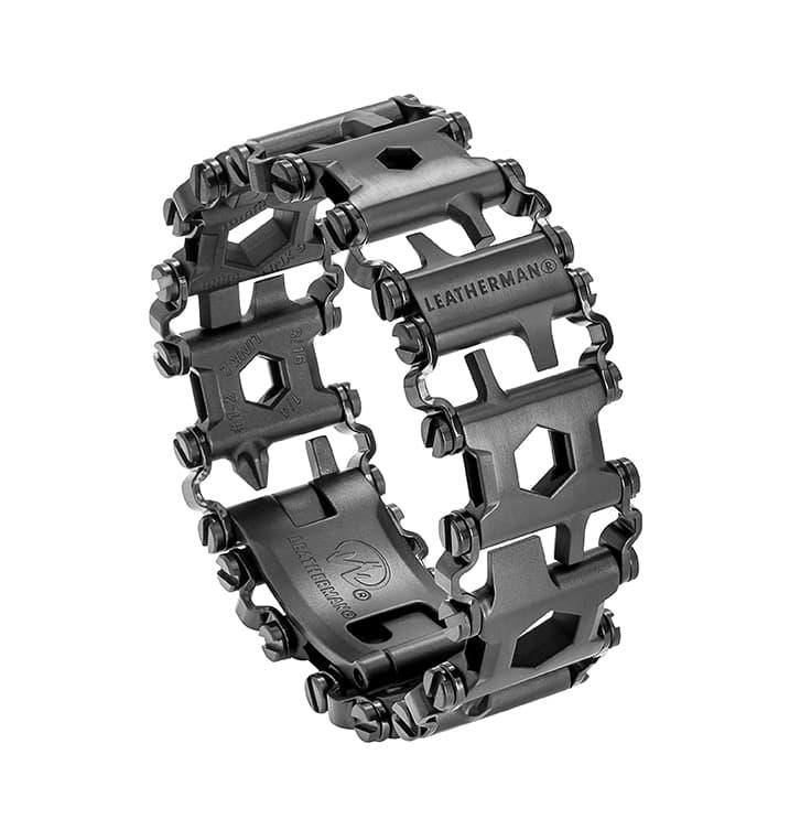 Photo #1 de Bracelet Leatherman Tread Noir 29 outils