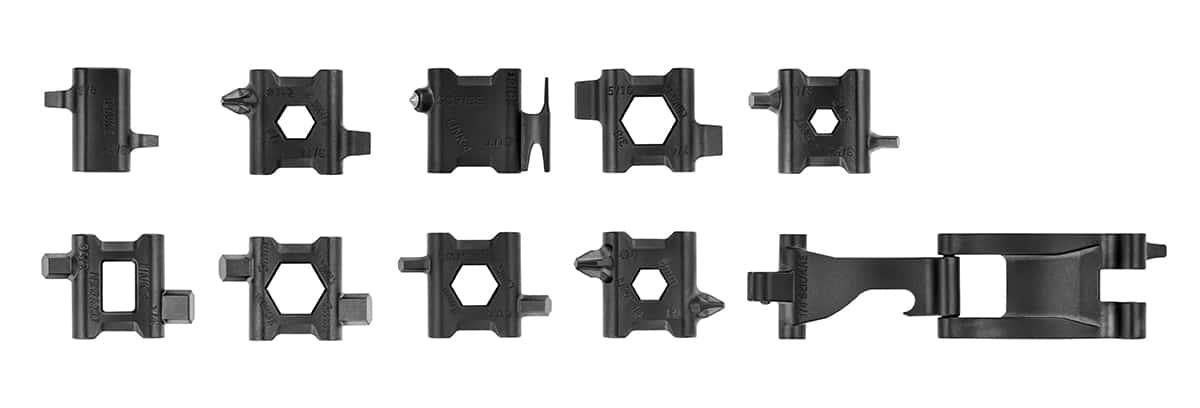 Photo #4 de Bracelet Leatherman Tread Noir 29 outils