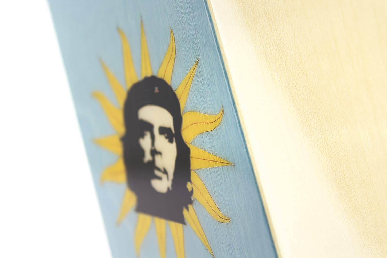 Photo #7 de Briquet de table Elie Bleu Ché Argentine