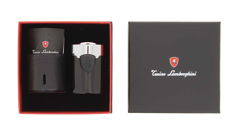 Photo #2 de Briquet de Table Lamborghini Noir