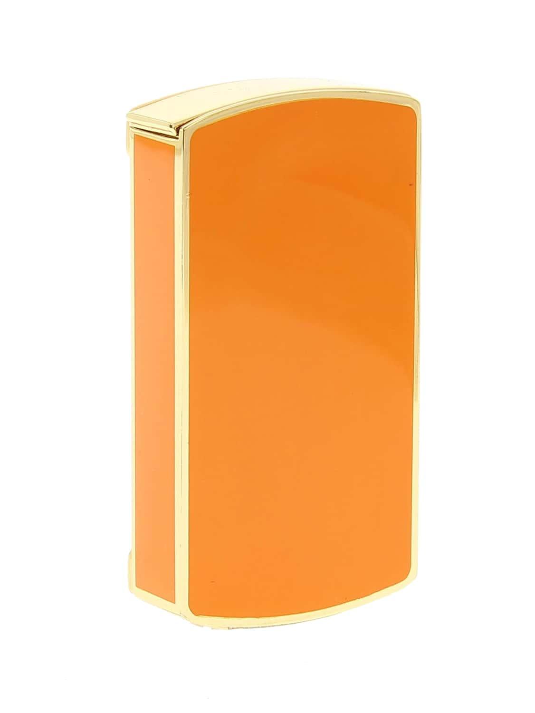 Photo #1 de Briquet Electrique Winjet Orange et Doré