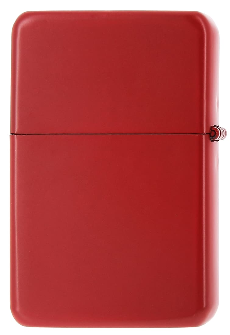 Photo #2 de Briquet essence Rouge