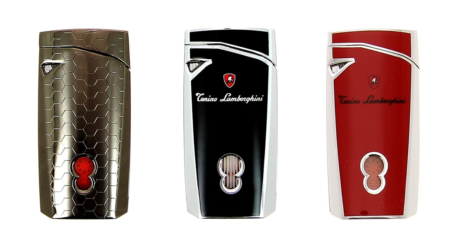 Photo #5 de Briquet Lamborghini Magione Rouge