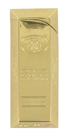 Photo #2 de Briquet Lingot d'Or