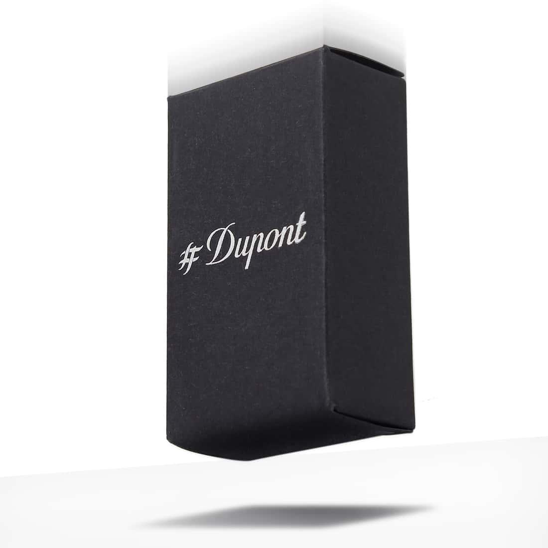 Photo #3 de Briquet S.T. Dupont Hooked Noir Mat