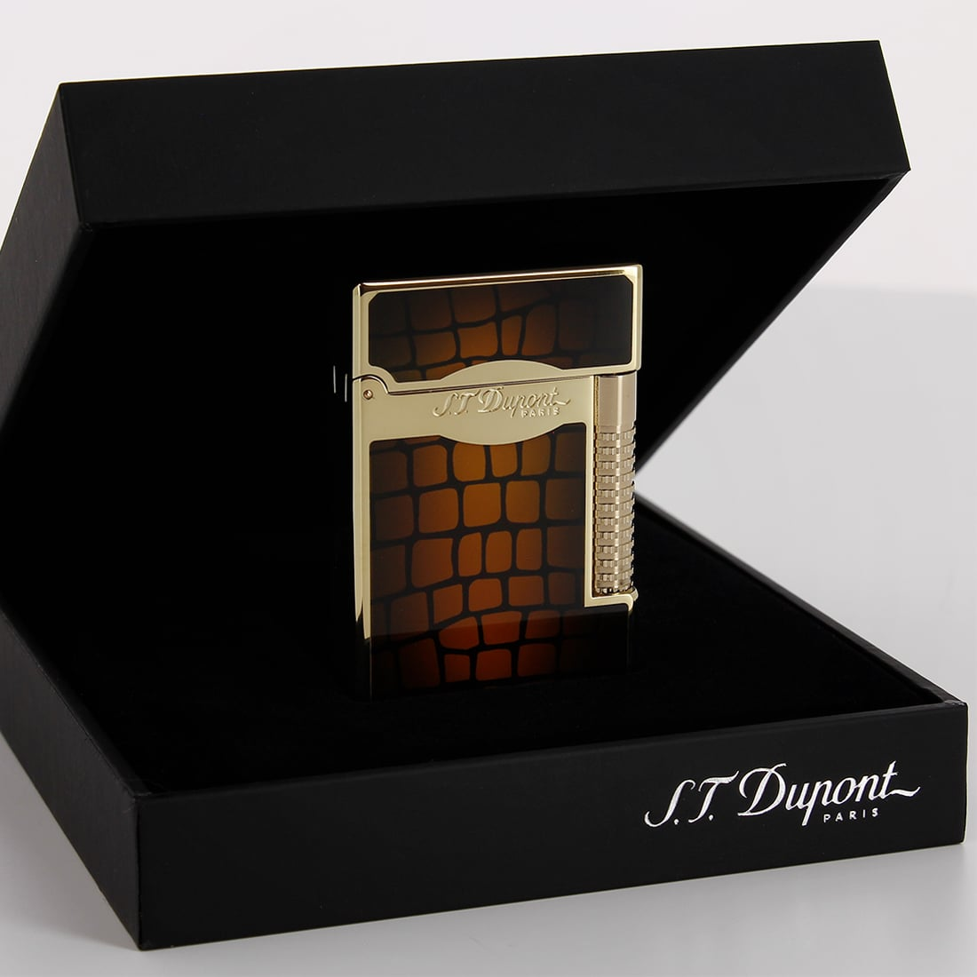 Photo #5 de Briquet S.T. Dupont Ligne 2 Le Grand Dandy