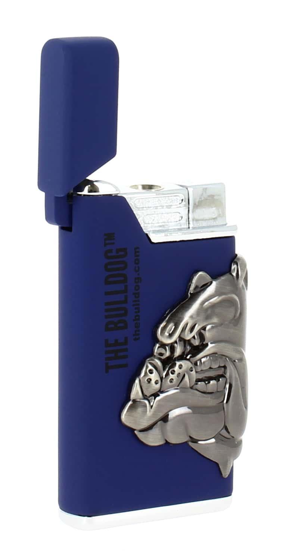 Photo #1 de Briquet The Bulldog bleu