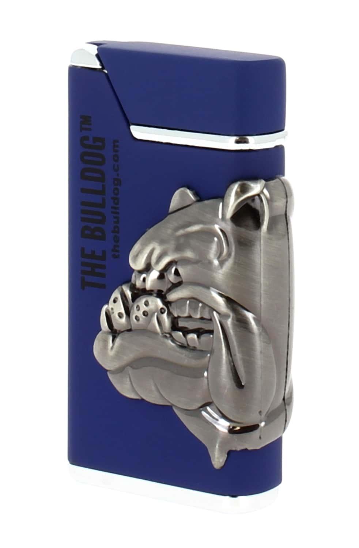 Photo #2 de Briquet The Bulldog bleu
