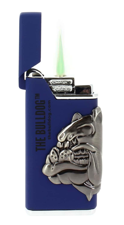 Photo #3 de Briquet The Bulldog bleu
