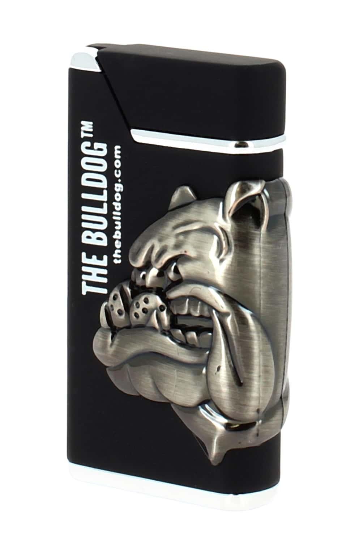 Photo #2 de Briquet The Bulldog noir