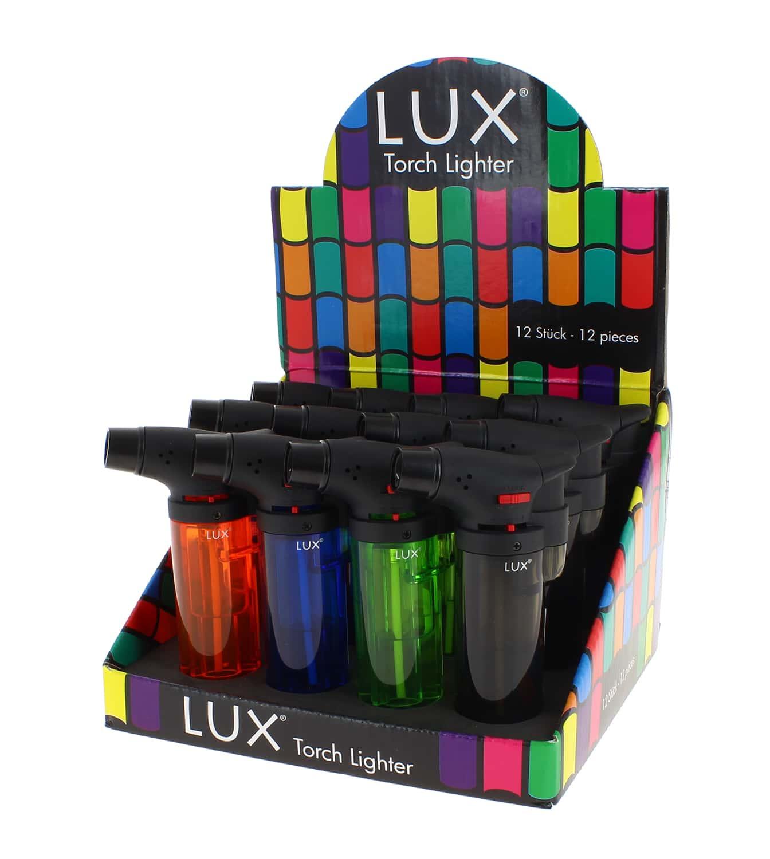 Photo #3 de Briquet torche Lux couleur surprise