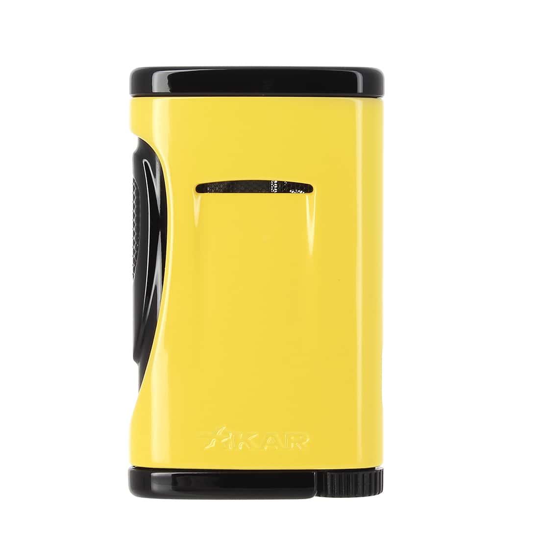 Photo #1 de Briquet Xikar Xidris jaune