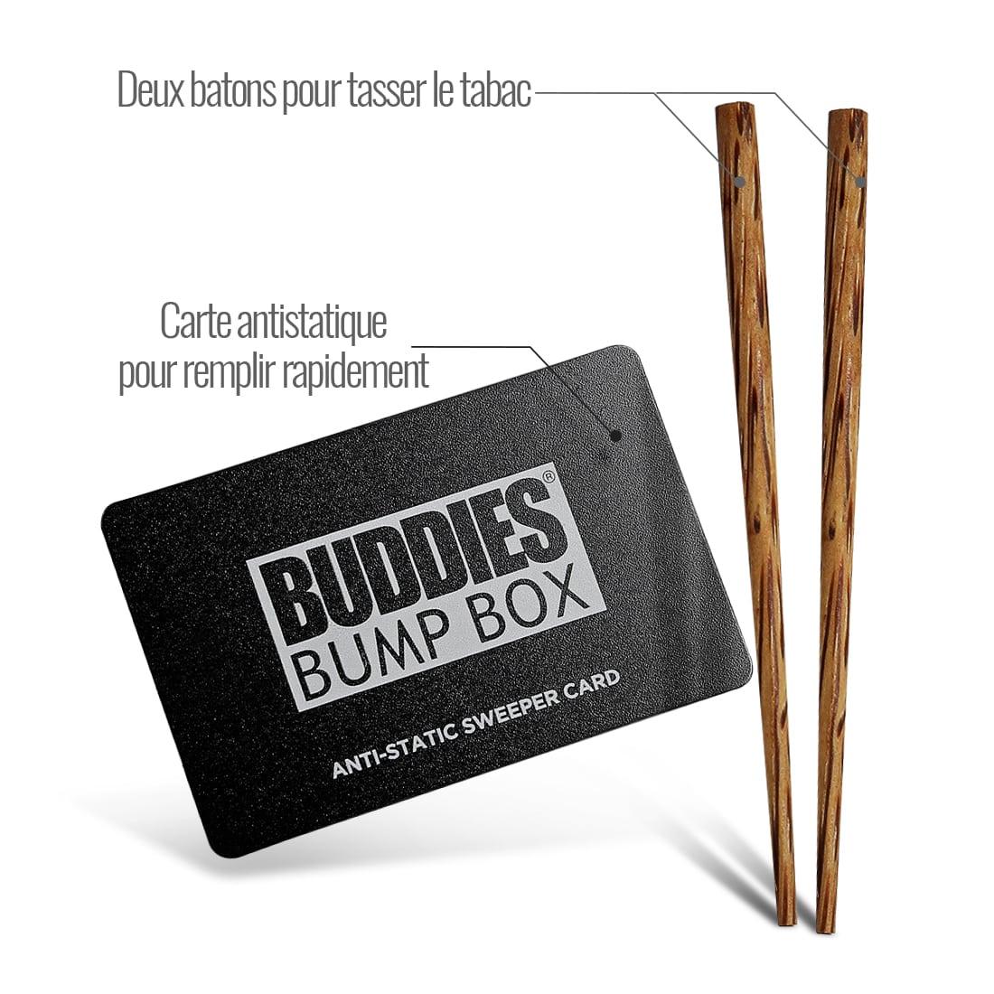 Photo #2 de Buddies Bump Box 34 Cones