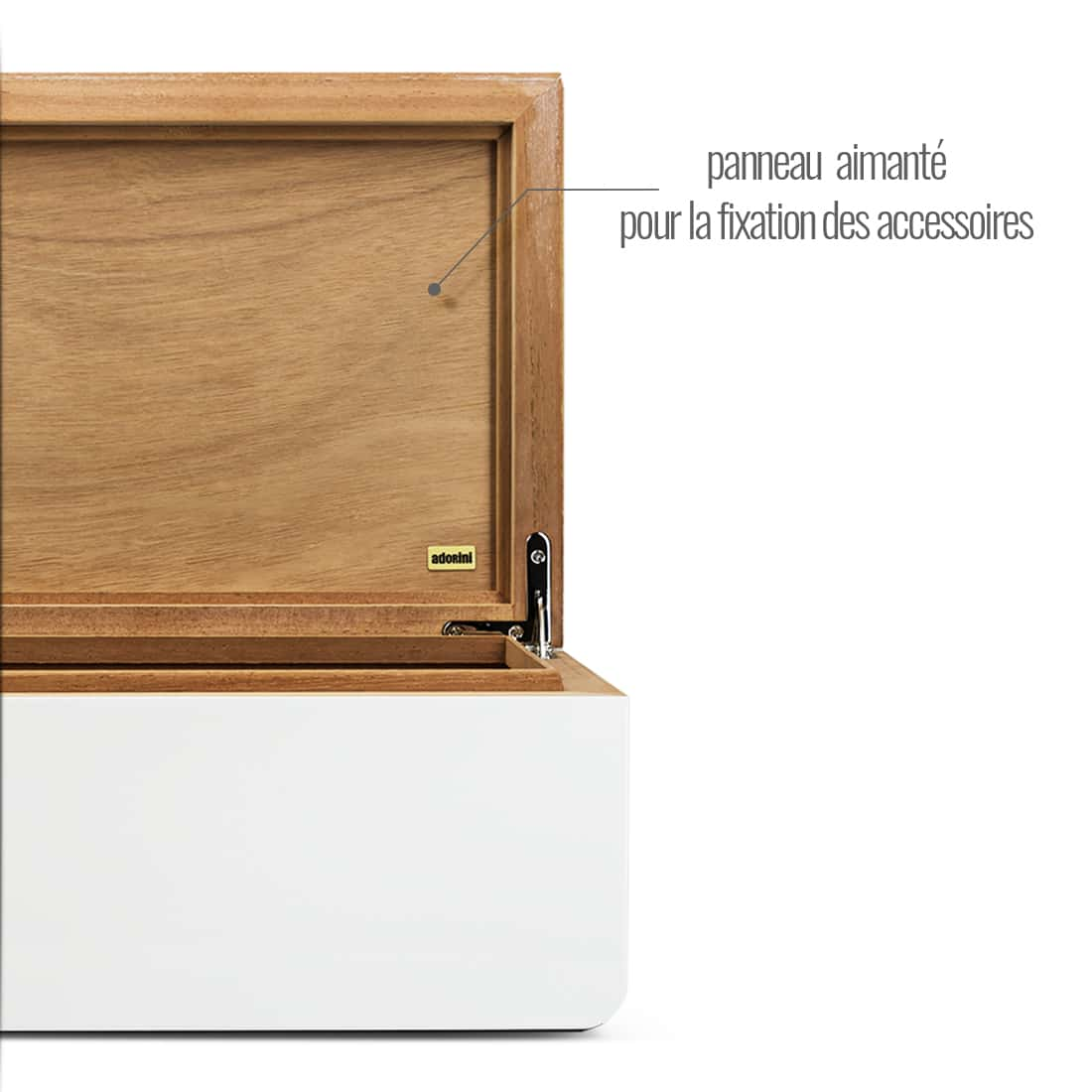 Photo #3 de Cave à cigares - Adorini Carrara Deluxe Edition Speciale