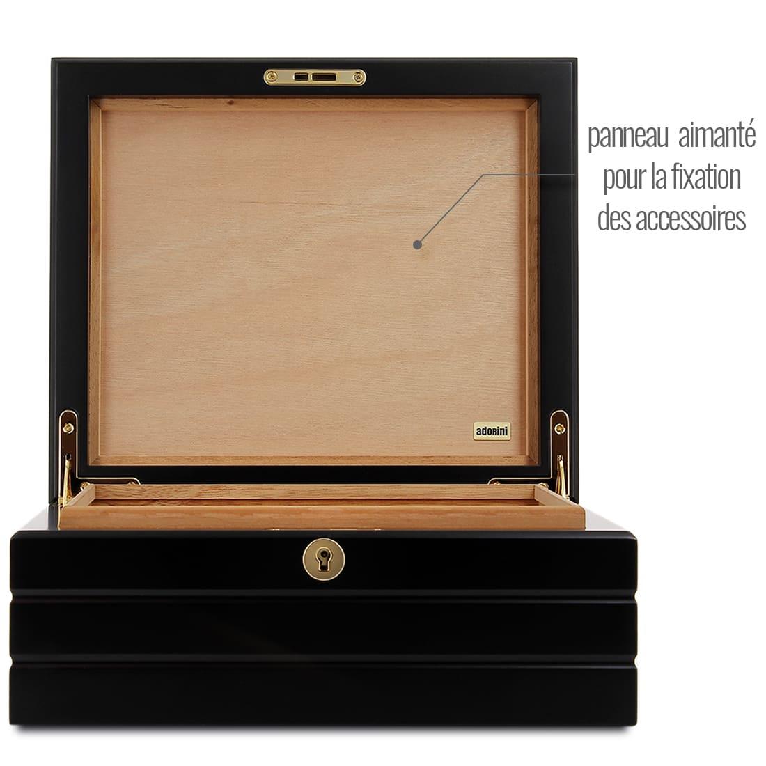 Photo #2 de Cave à cigares - Adorini Firenze Deluxe