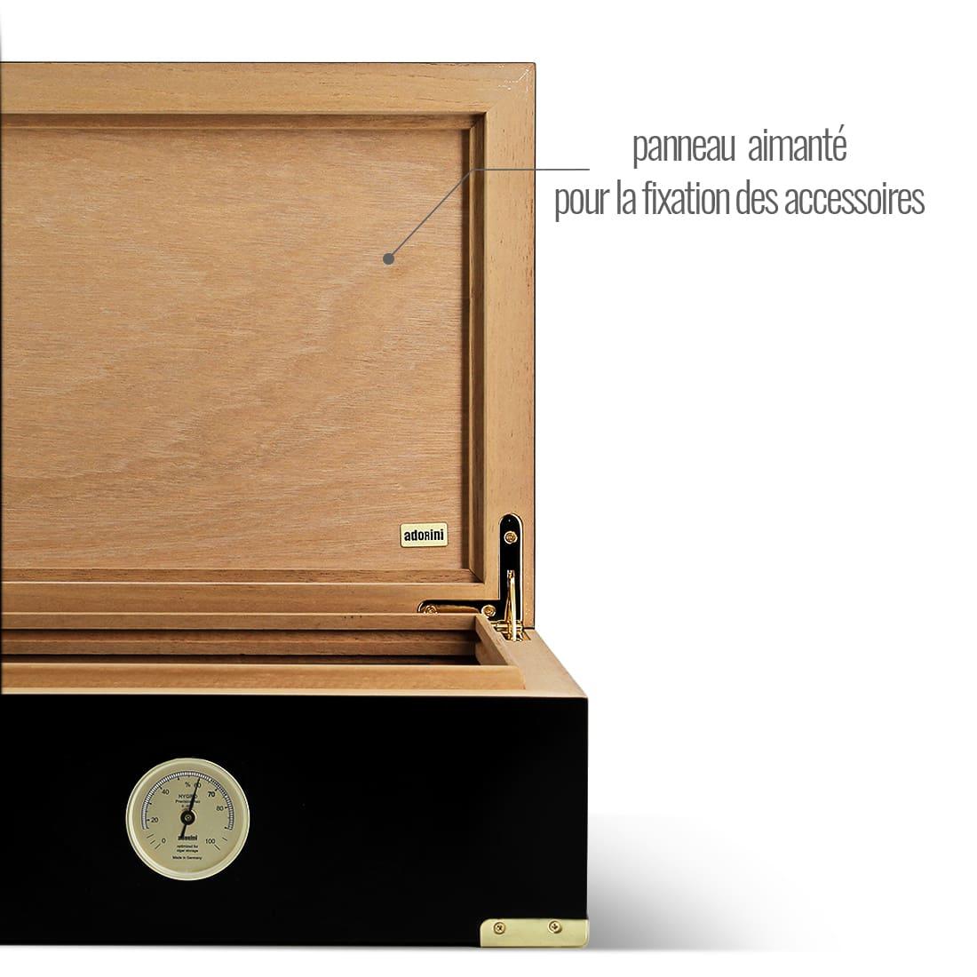 Photo #3 de Cave à cigares - Adorini Modena Deluxe