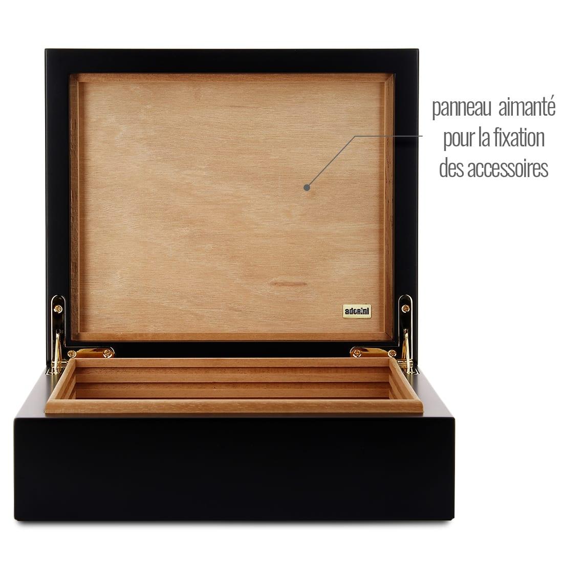 Photo #2 de Cave à cigares - Adorini Torino Deluxe