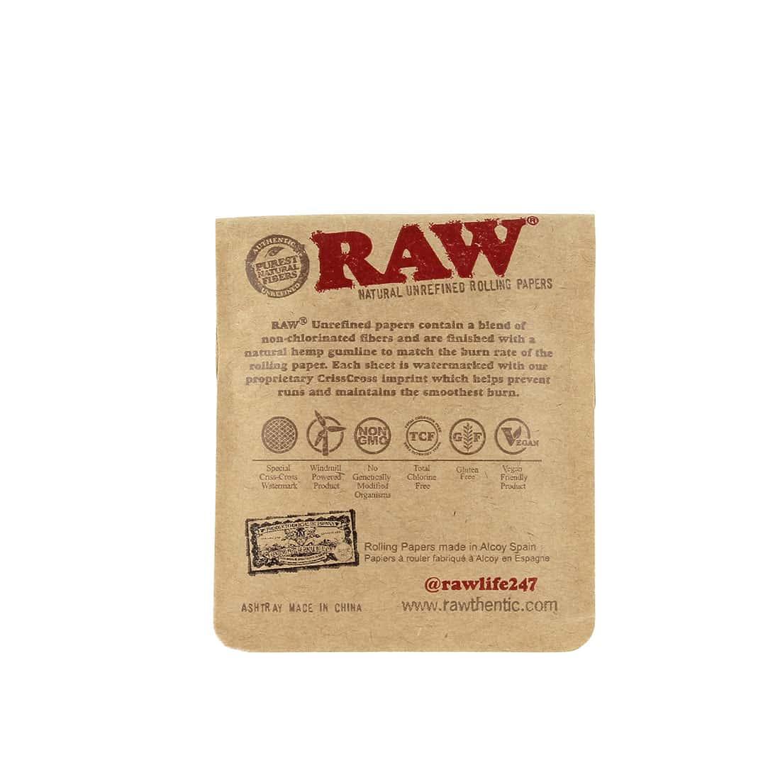 Photo #2 de Cendrier de poche Raw