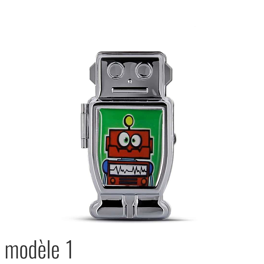 Photo #3 de Cendrier de poche Robot